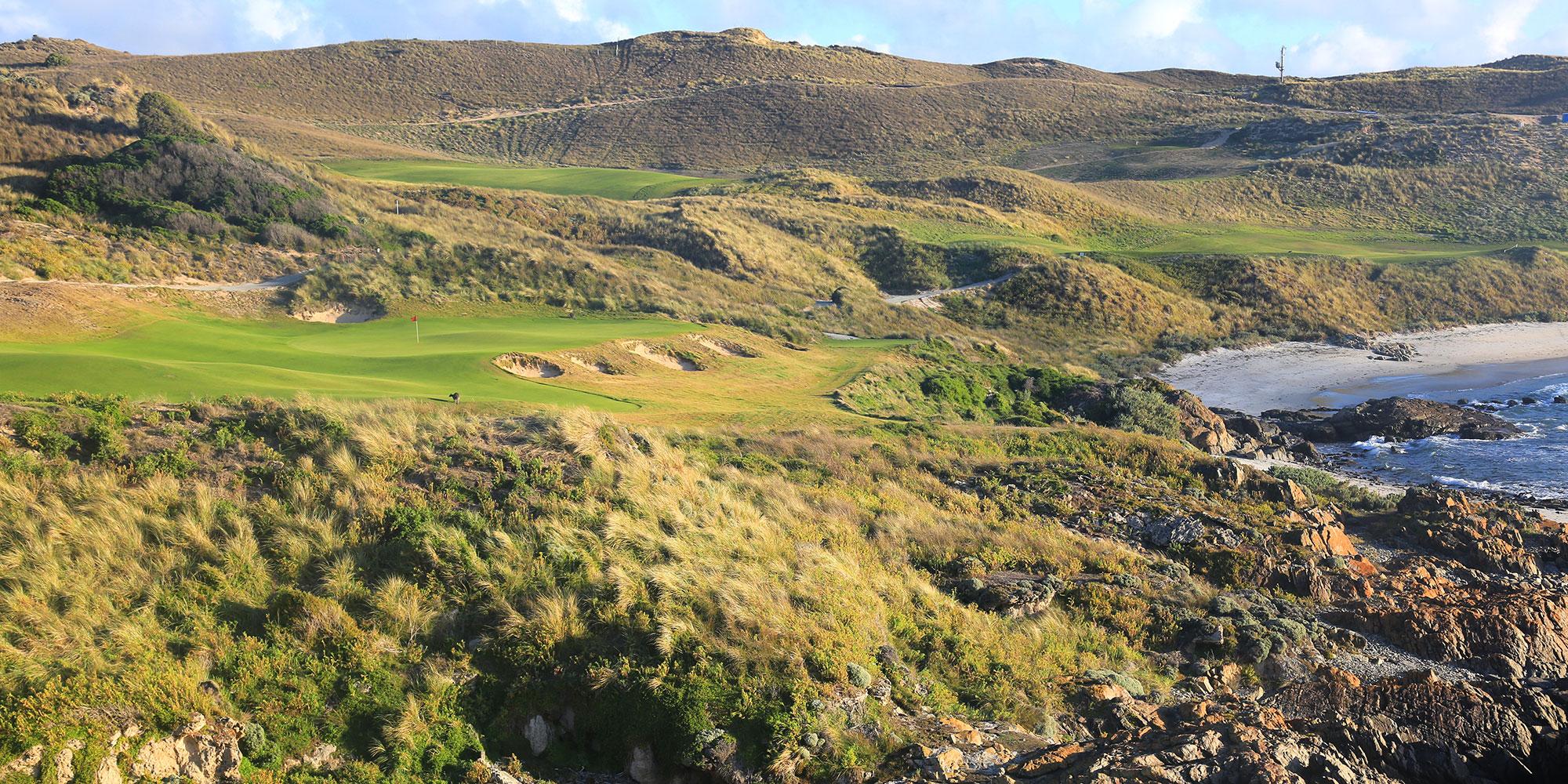 The Best Of East Coast Australian Golf | Melbourne, King Island, Tasmania and Sydney | 12 nights, 9 games