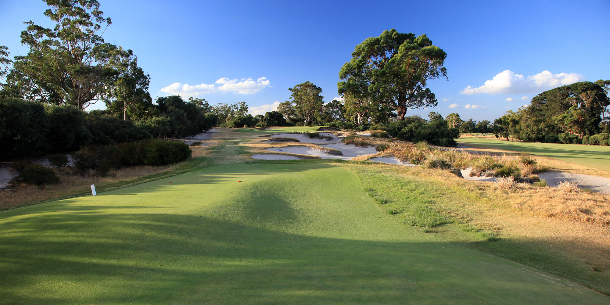 Melbourne Sandbelt Tour | 13 - 17 September 2021 | 4 nights, 5 games