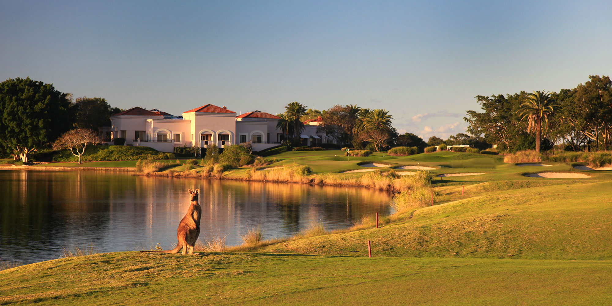 Gold Coast | Winter Escape | 6 nights, 5 rounds of golf