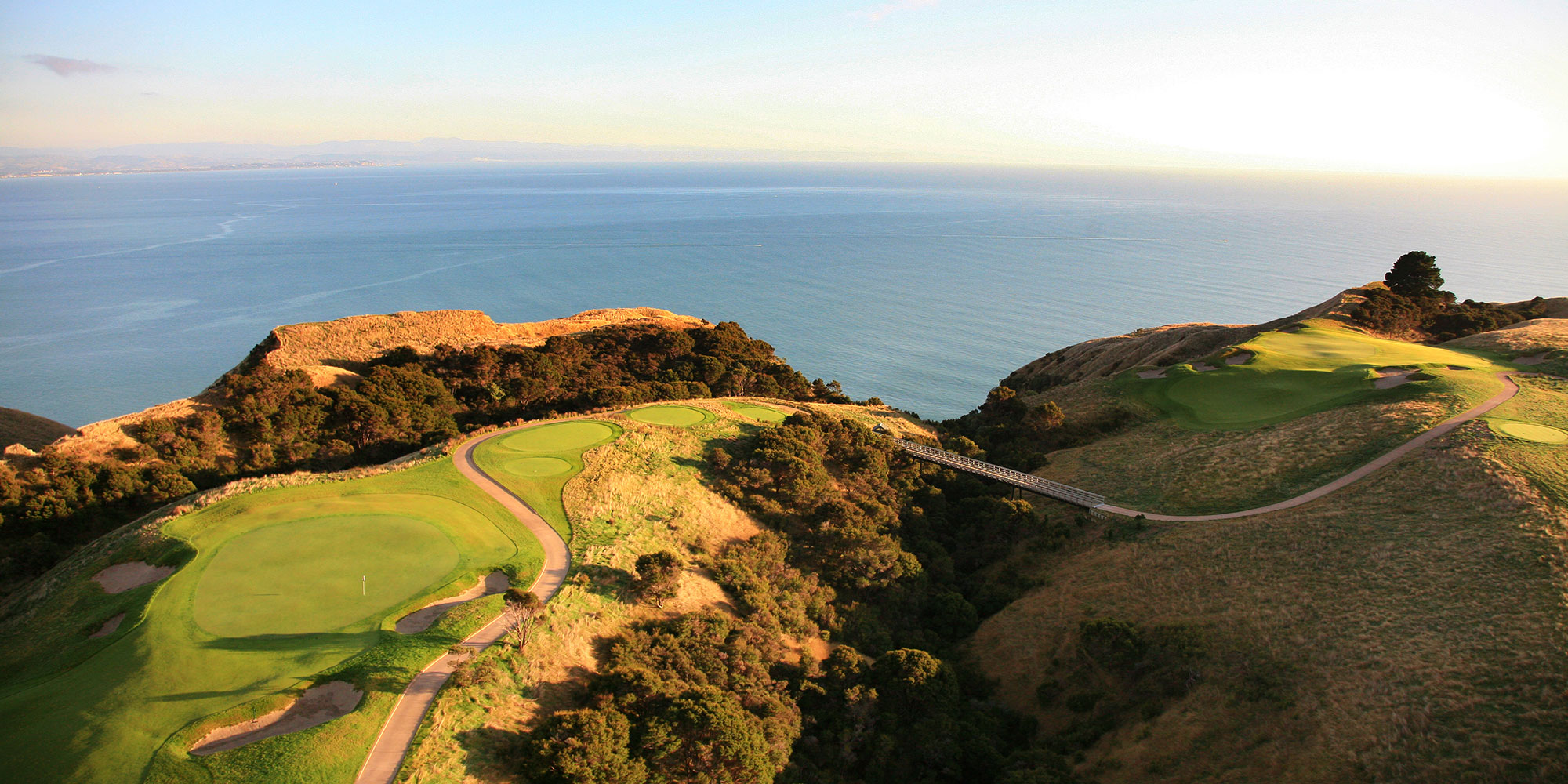 North Island, NZ | Cape Kidnappers | 4 nights 2 games (SPECIAL OFFER PRICING)