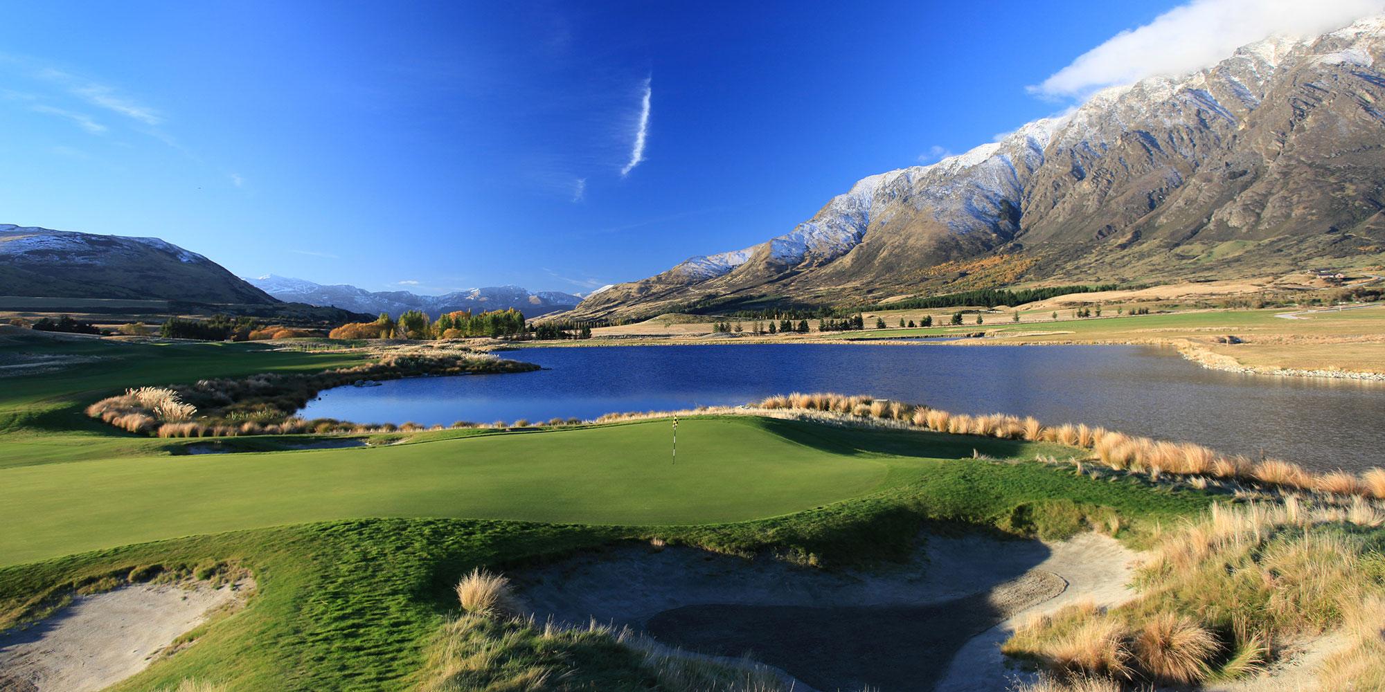 Queenstown NZ | 6 nights, 5 games sampler